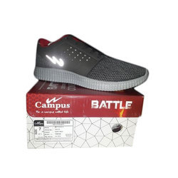 Campus Gray Designer Shoe, Size: 7