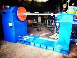 Horizontal Coil Winding Machine For 10 MVA Transformer