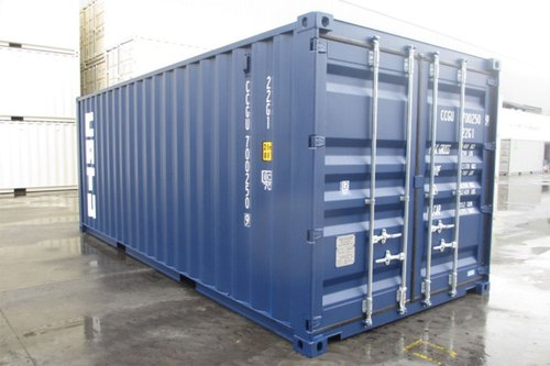 20 Ft Export Shipping Cargo Marine Container