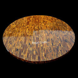 Tiger Eye Table Top