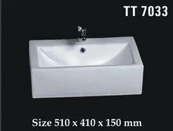 TITO Ceramic Counter Basin