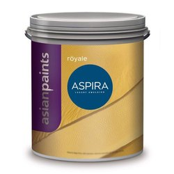 Asian Paints Asian Royale Aspira Interior Paint, Packaging Type: Bucket