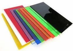 Acrylic Sheet, Size: 4' X 8' And 4' X 6', Rs 500 /sheet Chavanda Sales  Corporation | ID: 17362380855