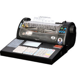 WEP BP-5000 Plus Billing Machine