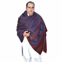 Kashmiri Reversible Men Shawl 171