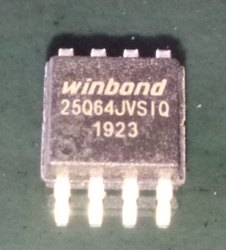 Winbond W25Q64JVSIQ