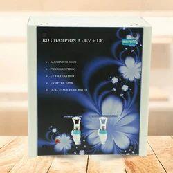 RO Champion A UV DF Water Purifier