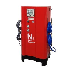Digital Nitrogen Tyre Inflator With Four Hose Plus System
