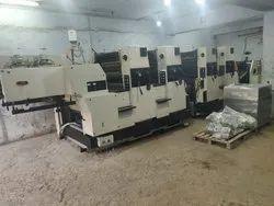 MITSUBISHI DAIYA 2D-4 Printing Machine