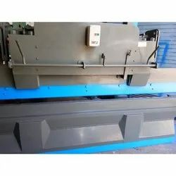 Semi Automatic Metal Sheet Bending Machine