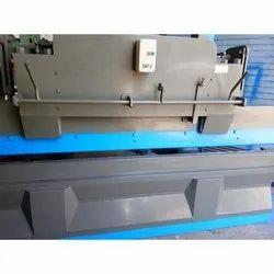 Semi Automatic Metal Sheet Bending Machine