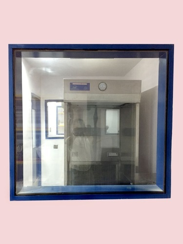 Technotech Airflow Glass View Panel, For Hospital,Laboratory
