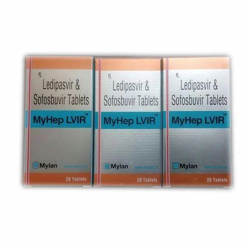 Myhep LVIR  (Ledipasvir