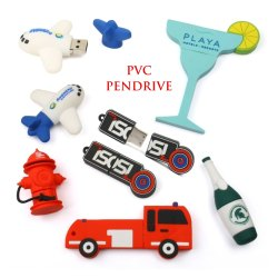 PVC Pendrive, For Data Storage, Memory Size: 8 GB