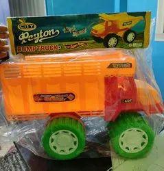 Plastic Bigpolo Dump Trucks Toys for Gift