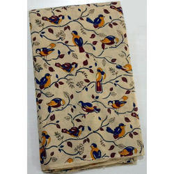 Traditional Kalamkari Cotton Fabric