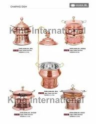 HOTELWARE COPPER  CHAFING DISH