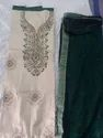 Embroidered Cotton Dress Material