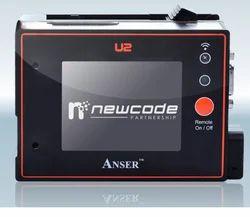 LCD Anser U2 SMART Thermal Ink Jet Printer