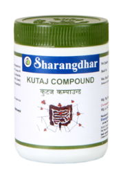 Sharangdhar Kutaj Compound 60t Tablets