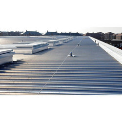 GI Industrial Roofing Sheet