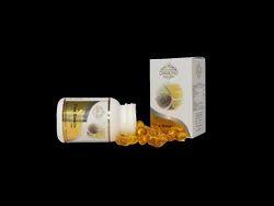Diamond Flax Seed Soft Gel (60 Cap)