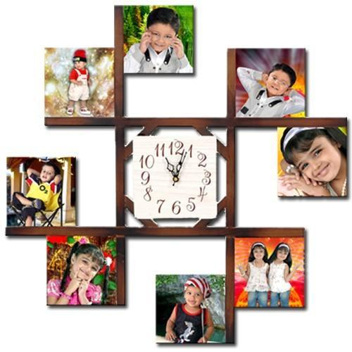 Personalize Photo Wall Clock at Rs 700 /piece | Andheri East ...