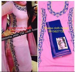 63ebf3333a Ladies Salwar Suits in Barnala, महिलाओं का सूट ...