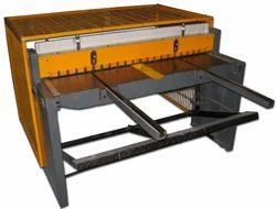Stainless Steel Guillotine Shearing Machine