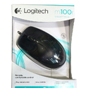 Logitech M100 Mouse