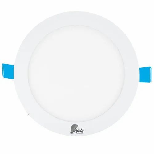 9 W Cool White Crompton Greaves Led Panel Light Model Name Number Uj Pl 9w Rd Rs 250 Piece Id 21183661388