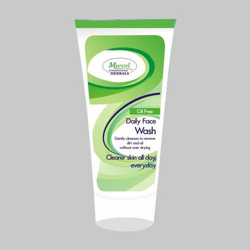oil free daily face wash