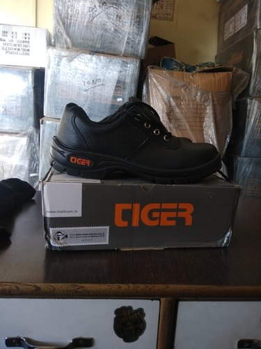 0c93f37f51ae40 Black Mallcom Tiger Lorex S1bg Safety Shoes, Rs 850.00 /pair | ID ...