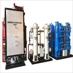 Ammonia Cracker Unit  With Purifier
