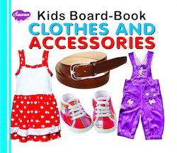 Kids Board Book Clothes & Accessories