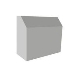 Concrete Kerb Stone Paver Block, Dimensions: 450 x 300 x 150 mm