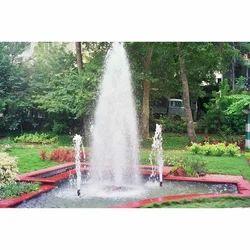 Cascade Jet Water Fountain