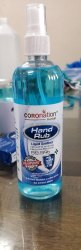 200 ml Hand Rub Sanitizer