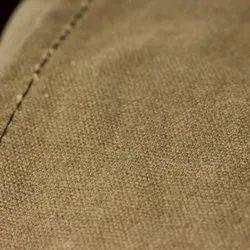 Oil Wax Coated Canvas Bag Fabric