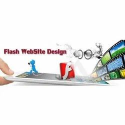 Flash Website Designing Service with 24*7 Support