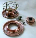 Copper & Brass Food Warmer