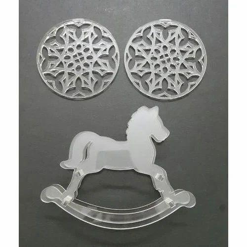 acrylic coaster set acrylic tea coaster set manufacturer from ranchi