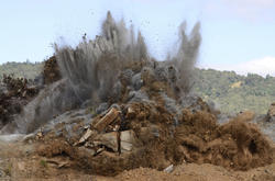 Industrial Construction Control Blasting Services, in Pan India