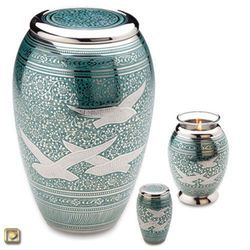 Decorative Funeral Urns