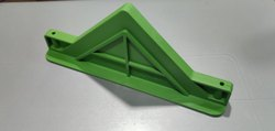 Plastic Dowel Plate, Size: 6mm And 8mm