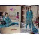 Casual Wear Ladies Printed Pakistani Lawn Suit