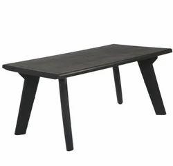 Supreme Bison Black Dining Table