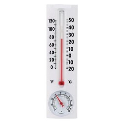 Korean Type Plastic Thermometer