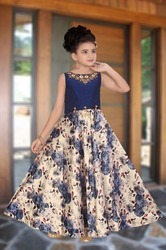 Kids Cotton Lehenga