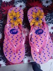 Ladies Rubber Slipper